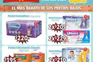 Folleto Soriana Mercado Ofertas Bebés del 7 de mayo al 3 de junio 2021