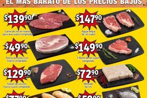 Ofertas Mercado Soriana carnes frutas y verduras 14 al 17 de mayo 2021