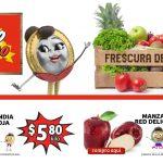 Ofertas Soriana Mercado frutas y verduras 18 al 20 de mayo 2021