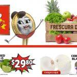 Folleto Soriana Mercado frutas y verduras 4 al 6 de mayo 2021