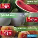 Ofertas Walmart Semana de Frescura del 10 al 13 de mayo 2021