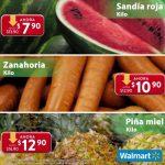 Ofertas Walmart Semana de Frescura del 14 al 20 de mayo 2021