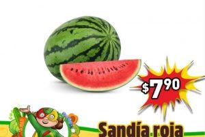 Ofertas Bodega Aurrerá frutas y verduras 14 al 17 de junio 2021