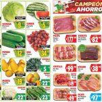 Ofertas Casa Ley frutas y verduras 22 y 23 de junio 2021