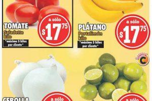 Ofertas Casa Ley frutas y verduras 29 y 30 de junio 2021