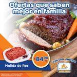 Ofertas Chedraui carnes fin de semana 4 al 6 de junio 2021
