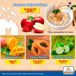 Ofertas Chedraui frutas y verduras 22 y 23 de junio 2021