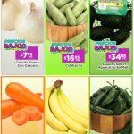 Ofertas HEB frutas y verduras del 22 al 28 de junio 2021