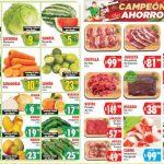 Ofertas Casa Ley Frutas y verduras 15 y 16 de junio 2021