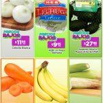 Ofertas HEB frutas y verduras del 29 de junio al 5 de julio 2021