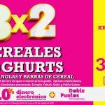 Julio Regalado 2021: 3×2 en cereales y yoghurts