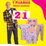 Julio Regalado 2021: 2×1 en ropa interior y pijamas para dama