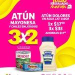 Julio Regalado 2021: 3×2 en atún, mayonesa y chiles enlatados