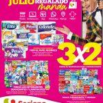 Folleto Soriana Super Julio Regalado al 17 de junio 2021