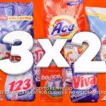 Temporada Naranja 2021: 3×2 en detergentes, suavizantes y lavatrastes