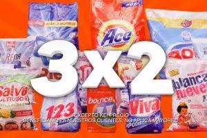 La Comer Temporada Naranja 2021: 3×2 en detergentes, suavizantes y lavatrastes