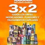 Temporada Naranja 2021: 3×2 en tintes y modeladores