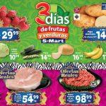 Ofertas SMart frutas y verduras del 22 al 24 de junio 2021