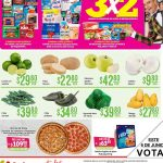 Ofertas Soriana frutas y verduras fin de semana del 4 al 7 de junio 2021