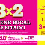 Julio Regalado 2021: 3×2 en higiene bucal y afeitado