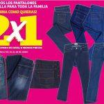 Julio Regalado 2021: 2x1 en todos los Pantalones de Mezclilla