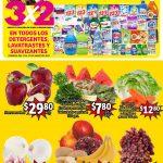 Ofertas Soriana Mercado frutas y verduras 15 al 17 de junio 2021