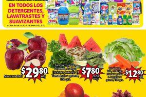 Folleto Soriana Mercado frutas y verduras 15 al 17 de junio 2021