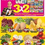 Folleto Soriana Mercado frutas y verduras 29 de junio al 1 de julio 2021