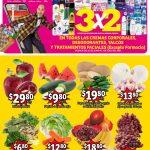 Folleto Soriana Mercado frutas y verduras 22 al 24 de junio 2021