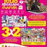 Folleto Soriana Súper Julio Regalado 2021 del 25 de junio al 1 de julio