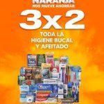 Temporada Naranja 2021: 3×2 en higiene bucal y afeitado
