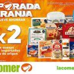 Folleto Temporada Naranja 2021 del 25 de junio al 1 de julio https://caza.promo/naranja · #LaComer #Fresko #TemporadaNaranja #folleto #folletos #TemporadaNaranja2021 #3x2 #2x1 #Gratis #mercado #despensa #supermercados #tianguis #Oferta #promoción #México #ofertas #promociones #descuentos