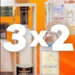 Temporada Naranja 2021: 3×2 en vinos y licores