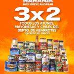 Temporada Naranja 2021: 3×2 en atunes, mayonesas y chiles