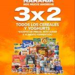 Temporada Naranja 2021: 3×2 en cereales y yoghurts