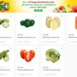 Folleto Tianguis Bodega Aurrerá frutas y verduras al 1 de julio 2021
