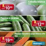 Ofertas Walmart Semana de Frescura del 21 al 24 de Junio 2021