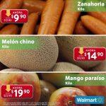 Ofertas Walmart Semana de Frescura del 14 al 17 de junio 2021