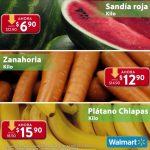 Ofertas Walmart Semana de Frescura 25 de junio al 1 de julio 2021
