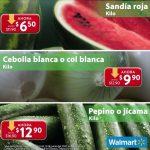 Ofertas Walmart Semana de Frescura al 10 de junio 2021