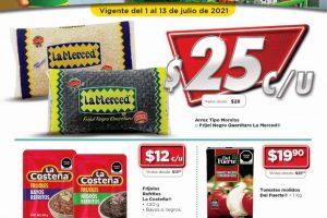 Folleto Bodega Aurrerá Bodegazos de ofertas del 1 al 13 de julio 2021