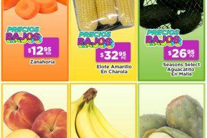 Ofertas HEB frutas y verduras del 20 al 26 de julio 2021