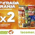 Folleto La Comer Temporada Naranja 2021 del 2 al 8 de julio