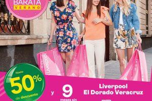 Liverpool Gran Barata de Verano 2021:  Segundas Rebajas hasta 50% de descuento
