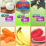 Ofertas HEB frutas y verduras del 6 al 12 de julio 2021