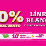 Julio Regalado 2021: 30% de descuento en línea blanca y electrodomésticos