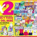 Julio Regalado 2021: 3×2 en pañales y bebés