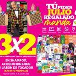 Folleto Soriana Mercado Julio Regalado del 16 al 22 de julio 2021