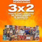 Temporada Naranja 2021: 3×2 en café y galletas de abarrotes