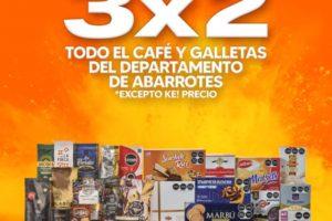 La Comer Temporada Naranja 2021: 3×2 en café y galletas de abarrotes